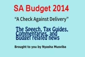 SA-Budget 2014 Image